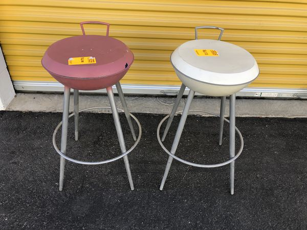 Two Shop Stools