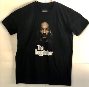 """Snoop Dogg Tee T-Shirt """"Tha Doggfather """" Large for Sale in Pine River, MN"""
