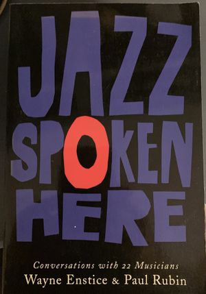 Jazz Books .... many more available for Sale in Washington, DC