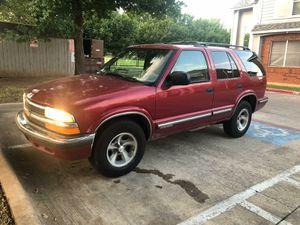 2000 Chevy Blazer for Sale in Dallas, TX