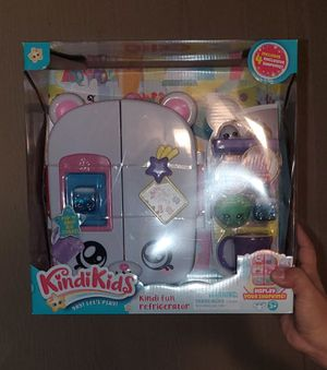 KindiKids Toy Refrigerator Shopkins for Sale in Phoenix, AZ