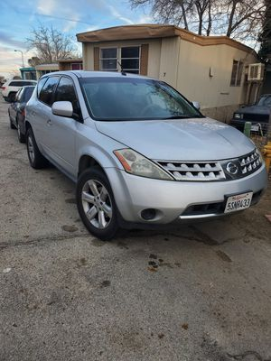 2006 Nissan murano sport clean title well taken care of for Sale in Palmdale, CA