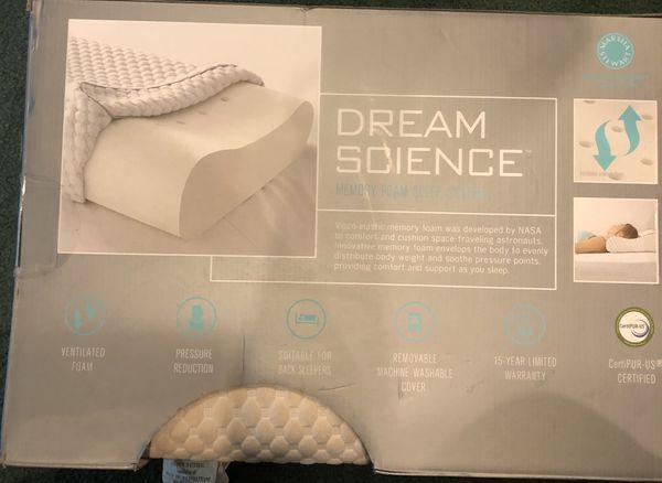 Standard Contour Pillow