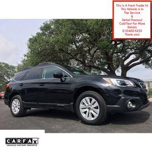 2015 Subaru Outback Premium 2.5i for Sale in San Antonio, TX