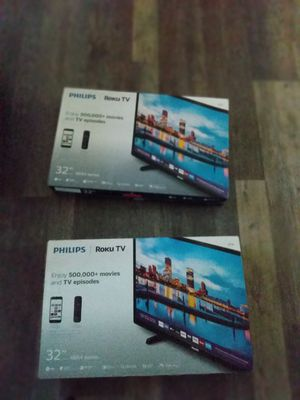BRAND NEW 32 inch PHILIPS ROKU SMART TV for Sale in Maple Heights, OH