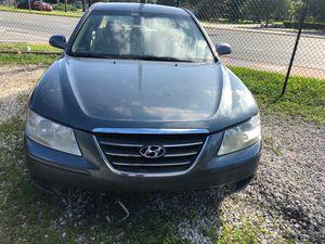 2009 Hyundai sonata for parts for Sale in Orlando, FL