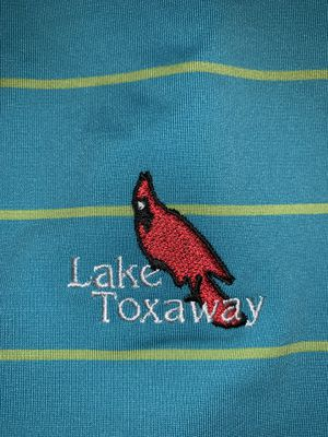 Men's Medium Lake Toxaway Country Club Golf Polo for Sale in Smyrna, GA