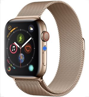 Apple Watch 5 series stainless steel 44MM for Sale in Midlothian, VA