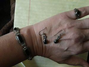 Black stone bracelet still available for Sale in Rock Island, IL