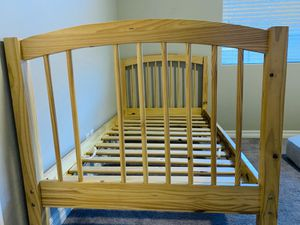 Twin solid wood bed for Sale in Gilbert, AZ