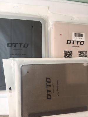 OTTO Brand New Ipad Pro Case 10.5 Inch - Black and Rose Gold color - 2 for $10 for Sale in Anaheim, CA