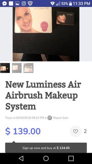Luminous air makeup airbrush makeup for Sale in Durham, NC