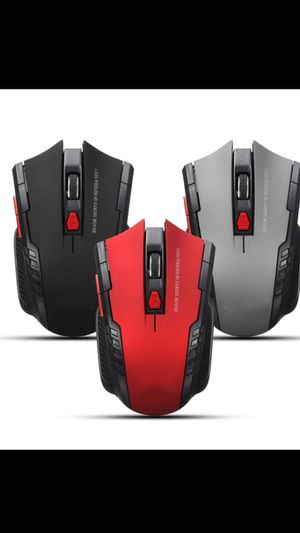 2.4ghz wireless gaming mouse for pc for Sale in DeSoto, TX