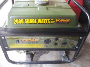 Buffalo Sportsman 2000 watt for Sale in Maryville, TN