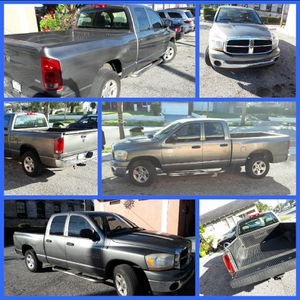 2006 Dodge Ram 1500 SLT 4.7 / 8 cyl. for Sale in Tampa, FL