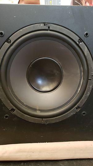 10in. base speaker in box for Sale in Capitola, CA