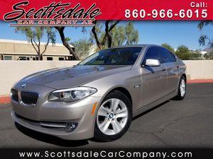 2011 BMW 528i for Sale in Scottsdale, AZ