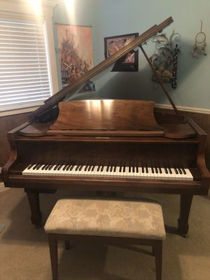 Samick self-playing baby-grand piano for Sale in Gilroy, CA