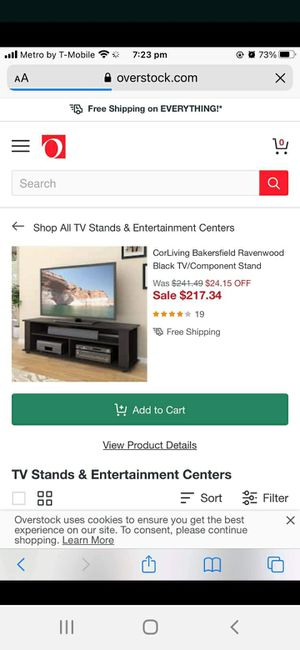 TV stand new for Sale in Parlier, CA