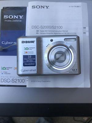 5 dsc-sc2100 digital cameras for Sale in Haverhill, MA