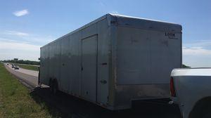 Enclose car hauler trailer for Sale in Houston, TX