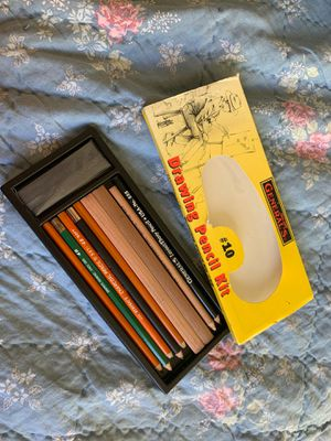 Drawing Pencil Kit for Sale in San Leandro, CA