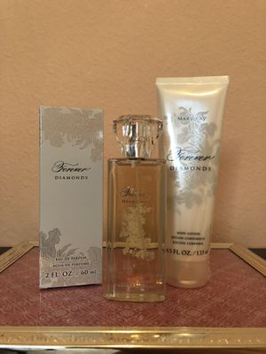 Mary Kay Forever Diamonds perfume & body lotion set 50% off! for Sale in Land O Lakes, FL