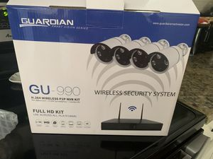 Guardian GU-990 wirelesss security system for Sale in Covington, WA