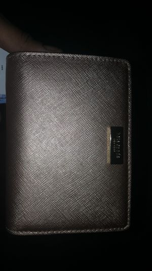 Kate Spade rose gold wallet for sale for Sale in Houston, TX