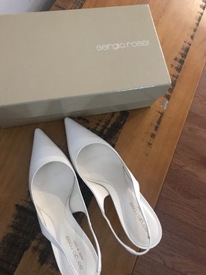 Sergio Rossi- brand new slingback heels for Sale in Arlington, VA