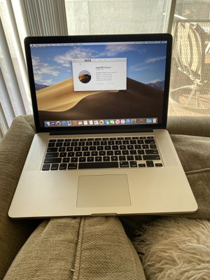 "MacBook Pro 15"" (Late 2013) 2.3GHz I-7, 16GB Ram, 256GB SSD for Sale in Menlo Park, CA"