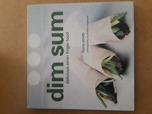 dim sum Asian Finger Food Recipe Book (Hardcover) for Sale in Brooklyn, NY