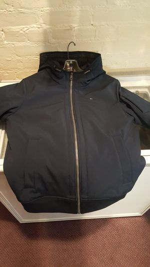 Small tommy Hilfiger jacket for men for Sale in Waterbury, CT