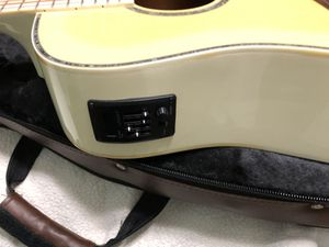 Acoustic Electric Guitar with 𝐇𝐨𝐨𝐤𝐮𝐩s - K. Urban for Sale in Ruskin, FL