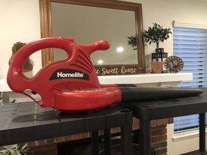 Homelite 2 Speed Leaf Blower! Great Condition! Must Sell! for Sale in Fremont, CA