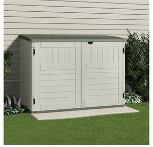 Suncast stowaway horizontal shed for Sale in Orlando, FL