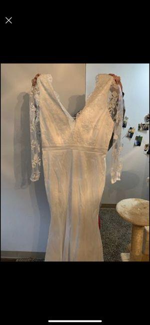 Wedding dress plus size for Sale in SeaTac, WA