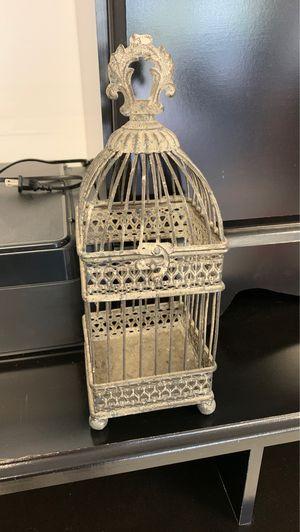 Bird cage decoration for Sale in Visalia, CA