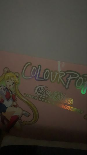 RARE color pop sailor moon display poster for Sale in Oswego, IL