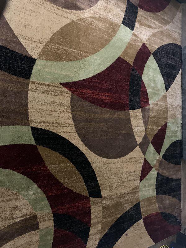 Center rug