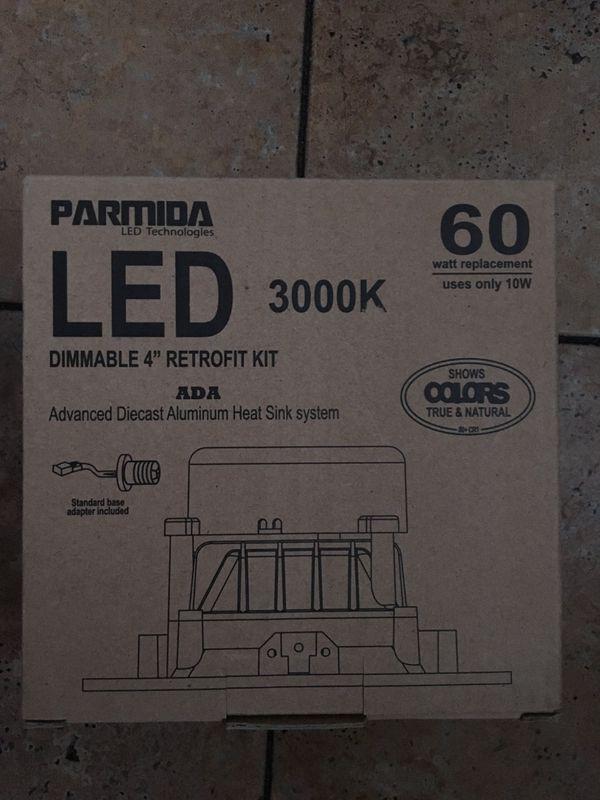 "16W LED 5"" / 6"""