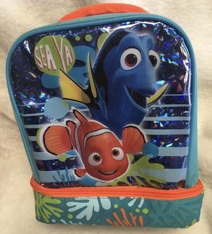 Finding Nemo insulated lunch bag for Sale in Berwyn, IL