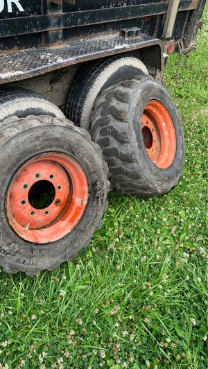 Bobcat tires 12x16.5 for Sale in Alsip, IL