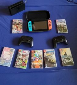 Nintendo Switch Bundle for Sale in Boring,  OR