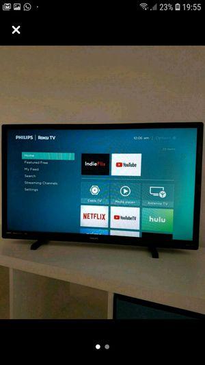 """SmartTV Phillips 32"""" for Sale in Miami, FL"""