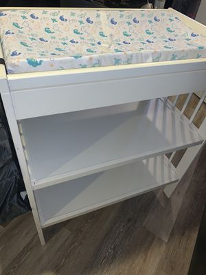 Baby changing table for Sale in Nashville, TN