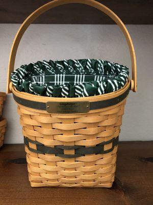 Longaberger Glad Tidings Basket Combo for Sale in Moreno Valley, CA