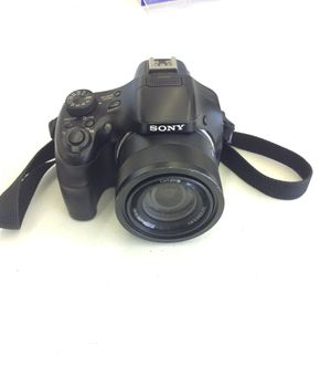 sony cybershot digital camera 50x zoom (no charger) for Sale in Houston, TX