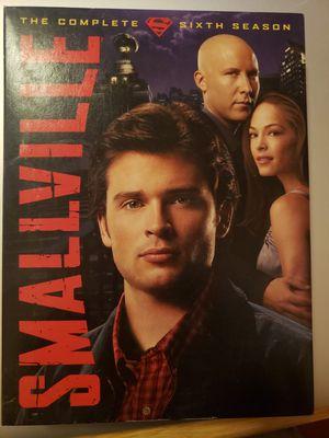 Smallville season 6 on dvd for Sale in Phoenix, AZ