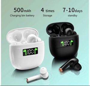 C5S Bluetooth 5.0 Wireless Earbuds with USB Charging Case IPX8 Waterproof HiFi Stereo Noise Cancelling Headphones in Ear Built in Mic Headset 120H Pl for Sale in Houston, TX